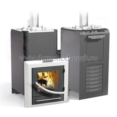 Банная печь Ермак 30 ПС/2К/РТ/ПГ