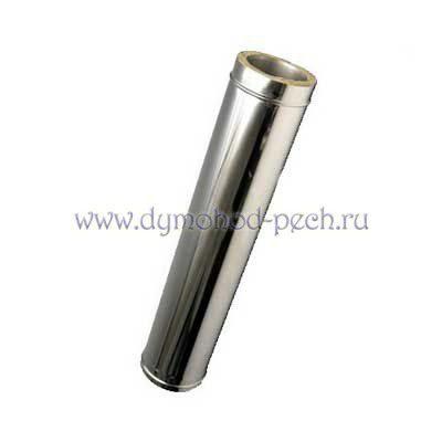Сэндвич труба для дымохода н/н 115/200