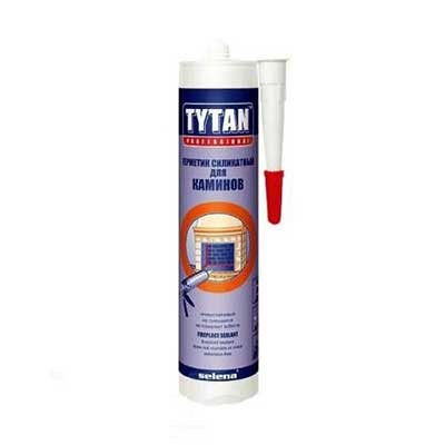 Термоизоляция: Герметик селикатный TYTAN