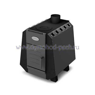 Отопительно-варочная печь Комбат 150