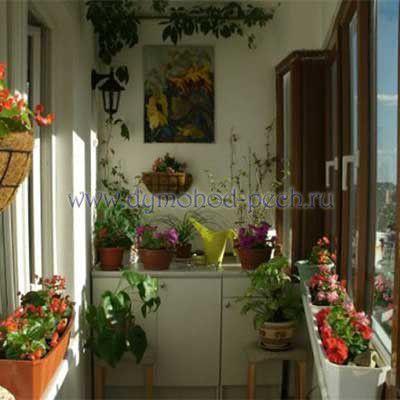 Этапы утепление и отделки балконов и лоджий