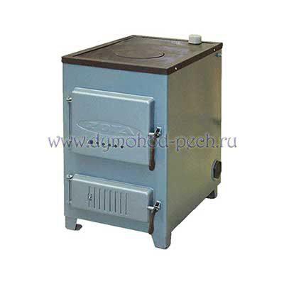 Отопительный котел ZOTA Дымок 12 с плитой