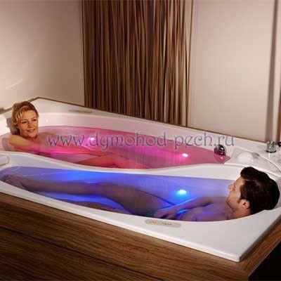 Из чего делают ванны