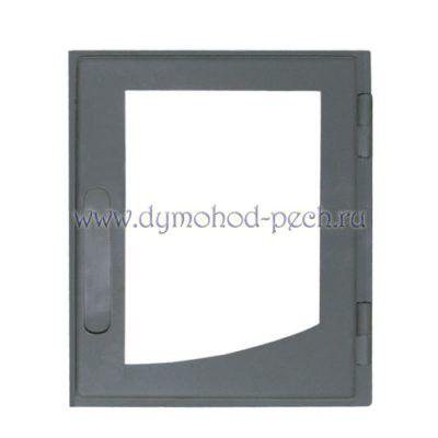 Дверь каминная от группы Мета ДВ285-1П