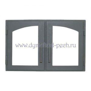 Дверь каминная от группы Мета ДВ544-2А
