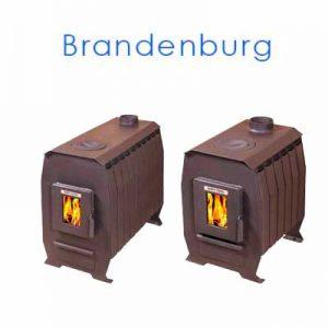 Печи для дома и дачи Brandenburg