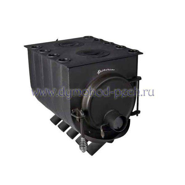 Отопительная печь Бренеран (Булерьян) АОТ-08 плита 2 конфорки 150 м3