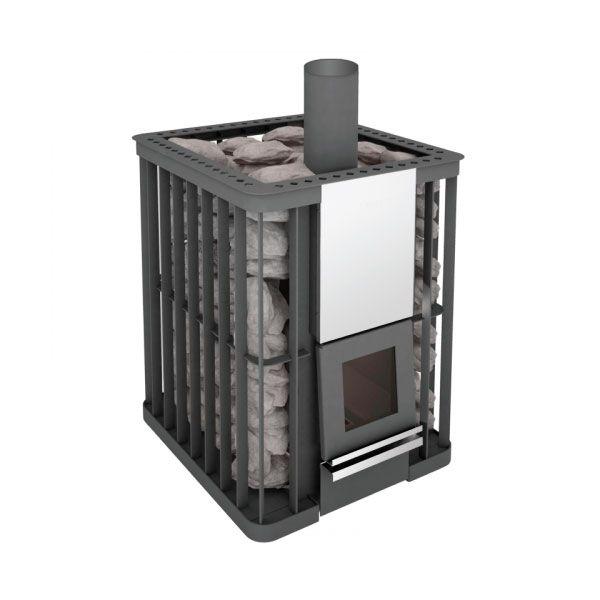 Банная печь Сахалин 12 компакт