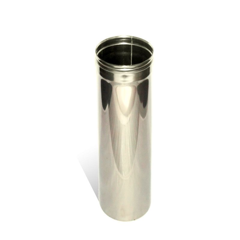 Труба для дымохода L0,5m