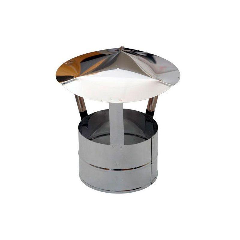Зонт для дымохода 0,6 мм оцинк