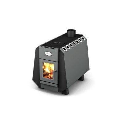 Отопительно-варочная печь Комбат 250 screen