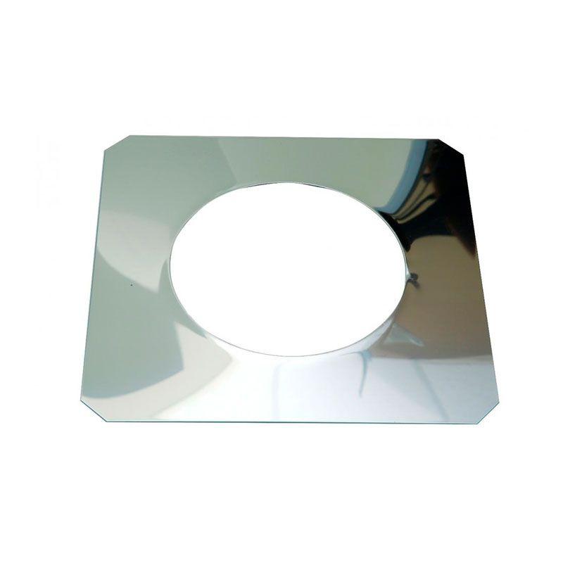 Огнезащитная пластина 40х40 нержавеющая сталь