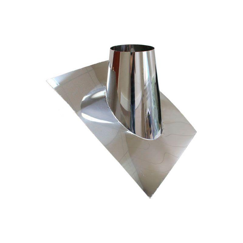 Наклонный элемент (выдра) L30°-50° нержавеющая сталь