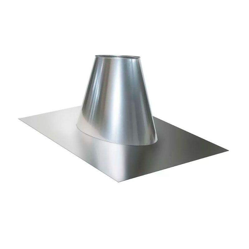 Наклонный элемент (выдра) L30°-50° оцинкованная сталь