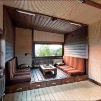 Особенности внутренней отделки дома