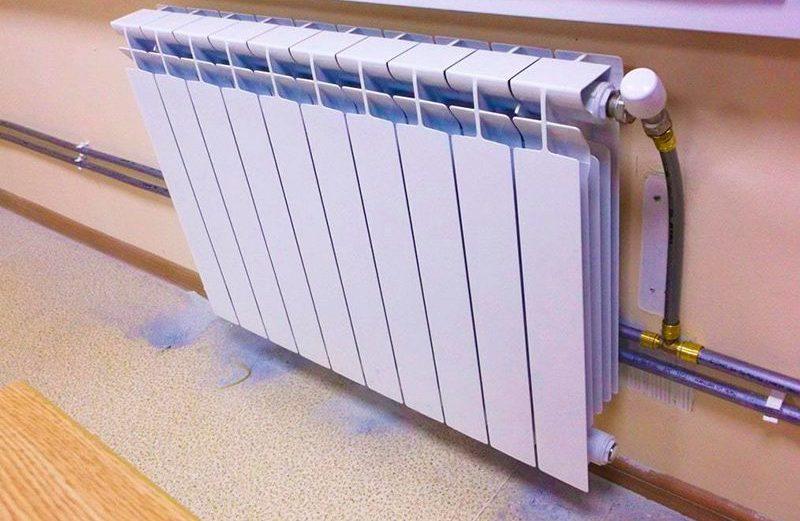 Правильная замена радиаторов отопления своими руками