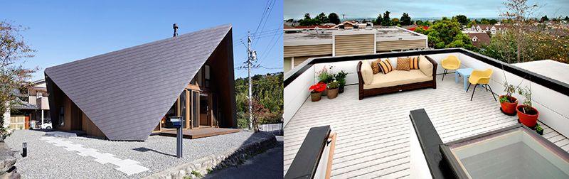 Скатная и плоская крыши. Какая лучше?