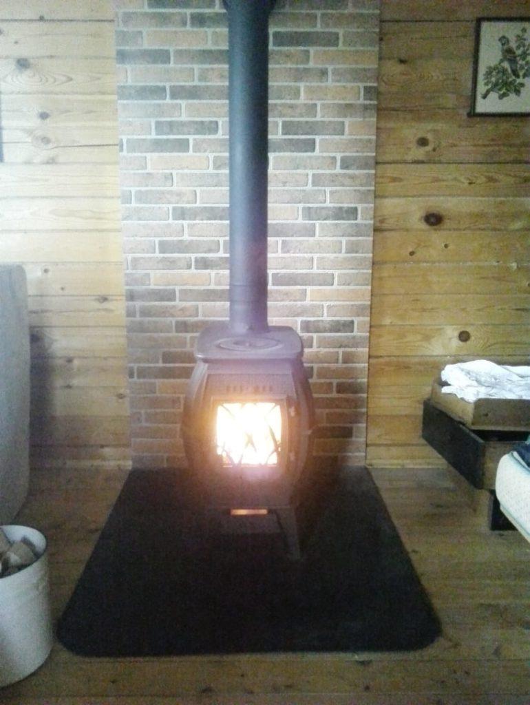 Печь + дымоход Бронницы