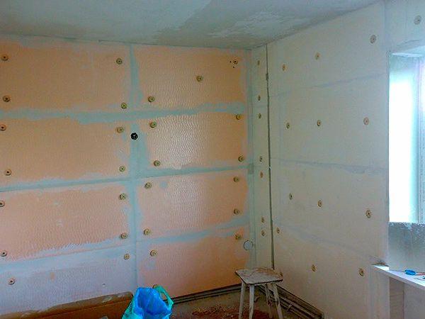 Каким материалом утеплять стены в угловой квартире