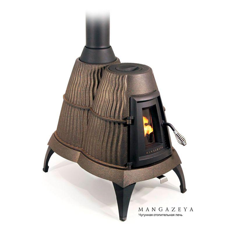 Отопительная печь Мангазея